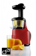 Odšťavňovač G21 Perfect Juicer red